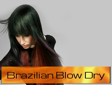Brazilian Blow Dry from Kerastraight