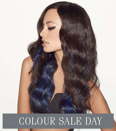 Colour Sale Wednesdays