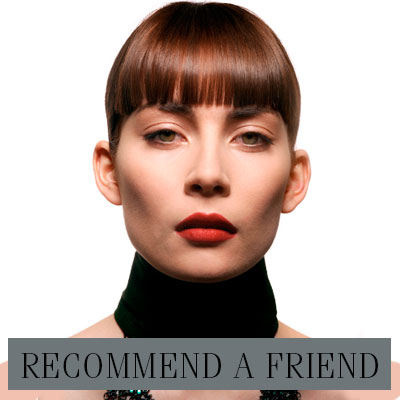 Refer a Friend - for a 20% Discount