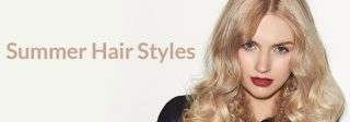 Summer hairstyles & colours