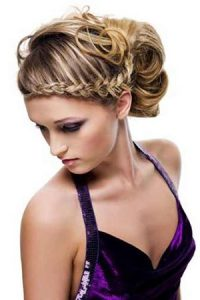 Graduation and Prom Hairstyles