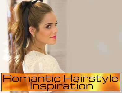 Romantic Hairstyle Inspiration
