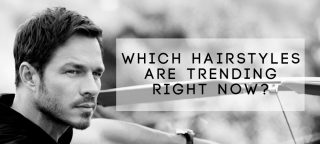 The Hottest Hairstyles for Men