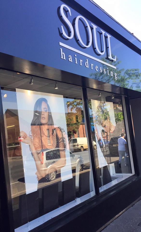 hair salon in Belfast