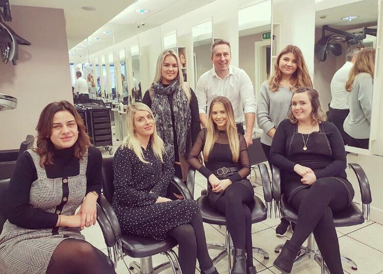 best salon team Belfast