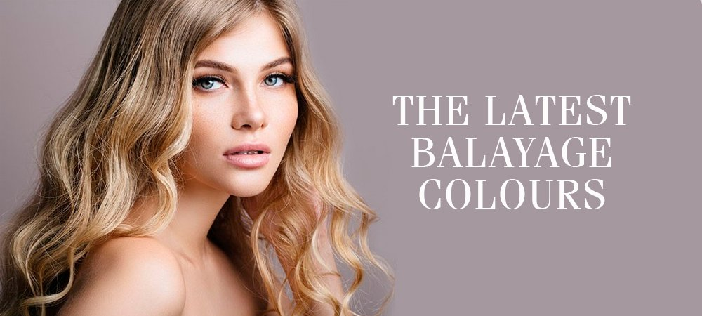 Soul Hairdressing the best hairdressers in Belfast for Balayage hair colour.