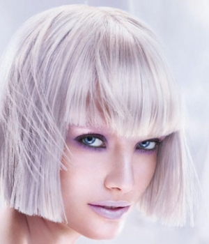 platinum-blonde autumn hair colour natural