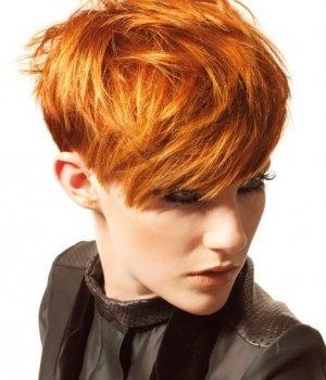 short-fiery-red-hair autumn hair colour natural