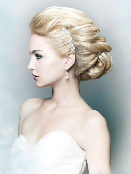 Wedding And Bridal Hairstyles Soul Hairdressing Belfast