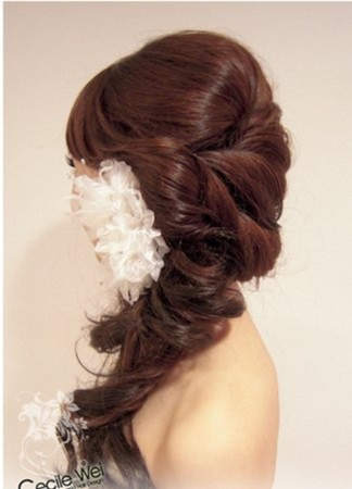 Wedding and bridal hairstyles soul hairdressing belfast wedding hair ideas junglespirit Gallery